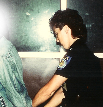 Officer Shawn Hansen - Circa 1989