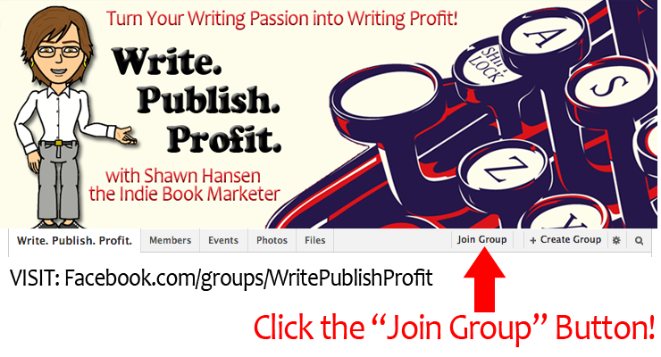 Join Write. Publish. Profit.