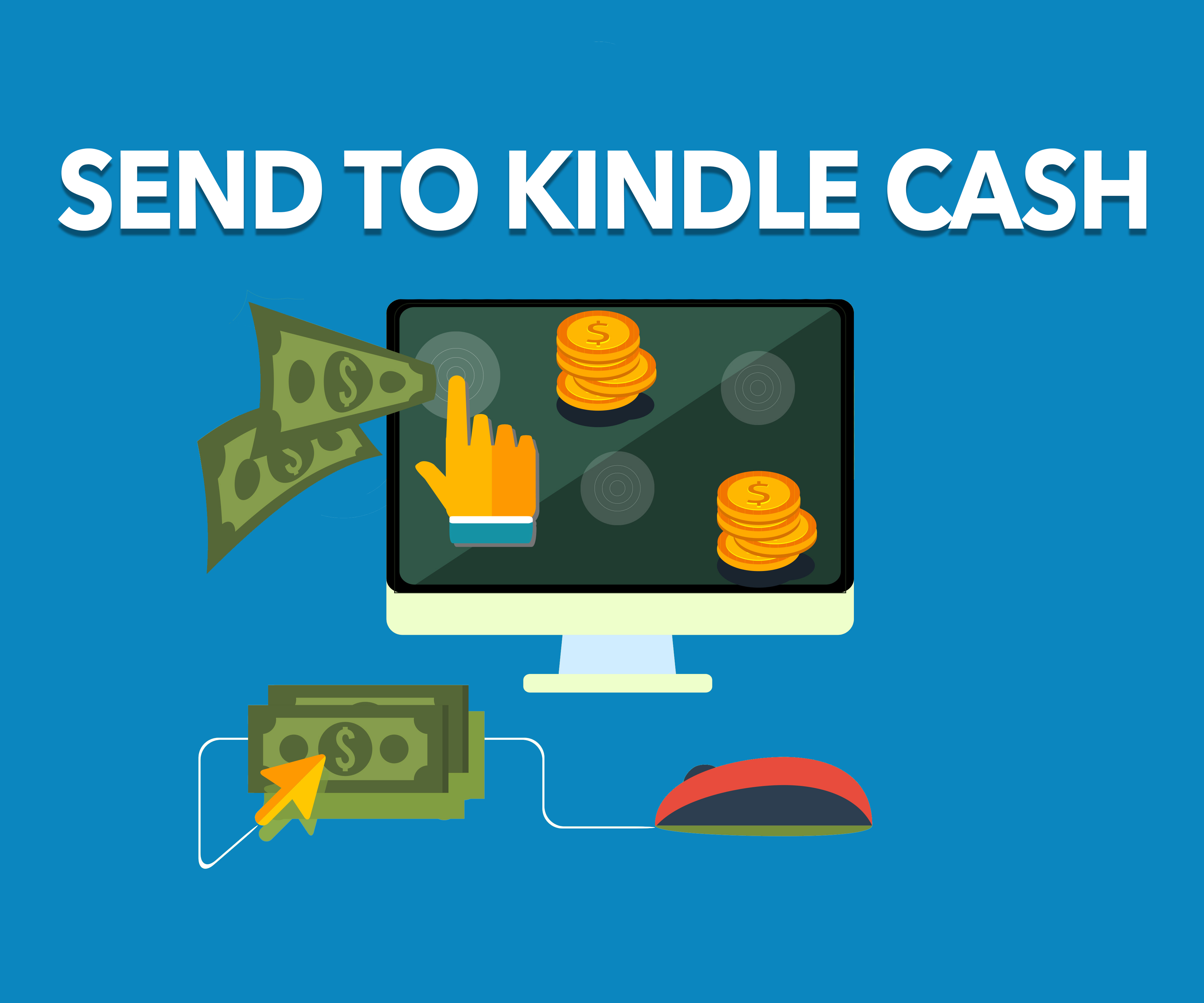 Send to Kindle Cash by Shawn Hansen