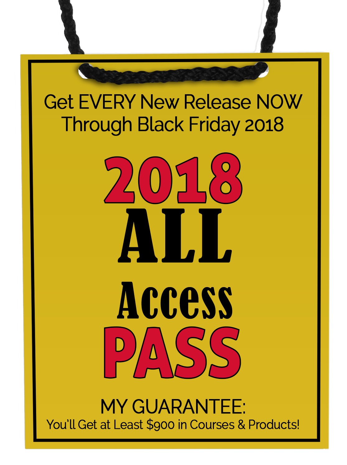 The All Access Pass