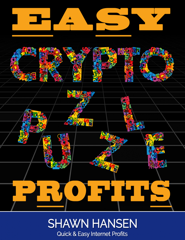 Easy Crypto Puzzle Profits Presented by Shawn Hansen