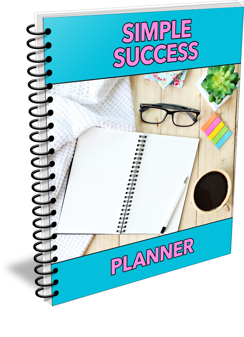 Simple Success Planner with PLR Presented by Shawn Hansen