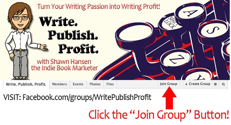 Join Write. Publish. Profit.