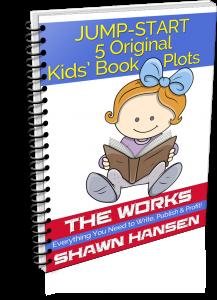 Jump-Start 5 Original Kids' Book Plots