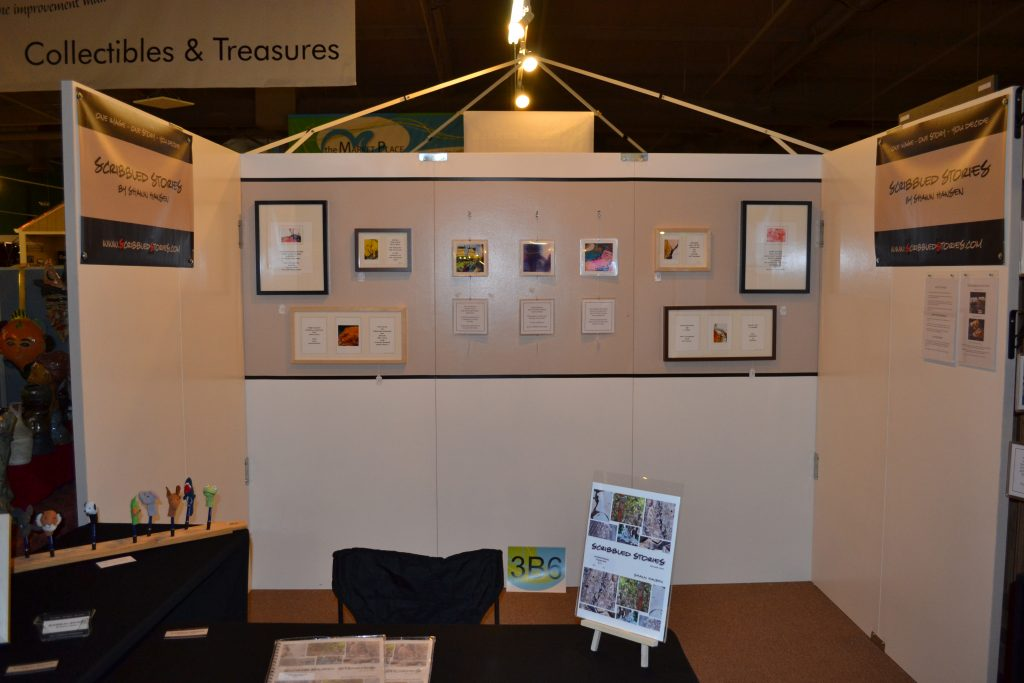 The Scribbled Stories Booth